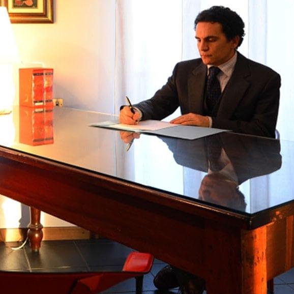 Avvocato Giovanni Pizzo